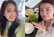 Hoa hậu Mai Phương Thúy bật mí cuộc sống ở nhà chỉ ăn ngủ, cắm hoa, nấu cơm nhưng vẫn rất vui