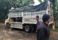 15 người trốn trong xe tải vượt chốt kiểm soát phòng chống dịch COVID-19