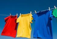Muốn quần áo bền màu, không bị bạc phếch đừng bỏ qua bước này khi giặt giũ