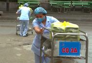 Hơn 10.000 suất ăn vào Bệnh viện Bạch Mai thế nào?
