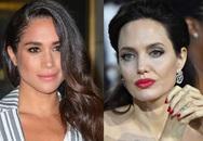 """Meghan Markle lại bị """"bóc phốt"""" làm lố khi nhờ Angelina Jolie làm cố vấn ở Hollywood"""