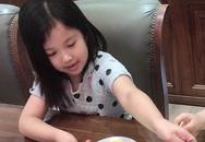 Con gái Jennifer Phạm chăm làm bánh mùa dịch