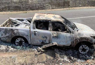 Vụ thi thể cháy đen trong xe: Bí thư xã bị bắt khẩn cấp sau 5 ngày được tổ chức tang lễ