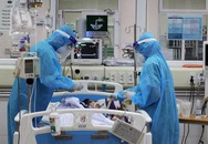 Vào viện 4 ngày, người phụ nữ mắc COVID-19 sốt cao liên tục, phải thở oxy