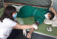 Hải Dương: Bác sĩ và điều dưỡng hiến máu cứu thai phụ nguy kịch