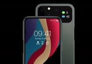 Ý tưởng iPhone 12 có 2 màn hình, 5 camera sau