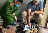 Chân tướng 2 gã trai lên tầng cao chung cư Hà Nội bắn tới tấp người đi đường