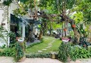 Khu vườn xanh mướt trong biệt thự ở ngoại thành của ca sĩ Xuân Nhị, tận mắt mới thấy cực hoàng tráng