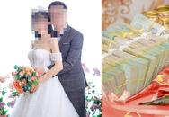 """Kiểm tiền mừng cưới xong chú rể tuyên bố: """"Vợ cũng không bằng mẹ"""", vừa dứt lời gặp ngay """"phản ứng"""" của cô dâu khiến anh tái mặt"""