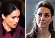 Công nương Kate Middleton im lặng không chúc mừng ngày cưới vợ chồng Hoàng tử Harry - Meghan Markle