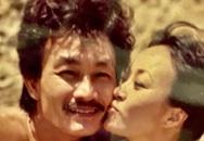 Vợ chồng Hương Lan 30 năm trước