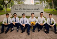 3 cậu bạn thân Bách khoa cùng ra trường sớm, tốt nghiệp loại xuất sắc