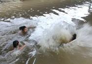 Rủ nhau ra đập nước tắm, 2 học sinh ở Hà Tĩnh đuối nước thương tâm