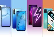 4 smartphone dưới 9 triệu đồng đọ sức