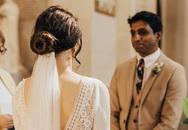 Bác sĩ kết hôn với y tá tại bệnh viện trị Covid-19