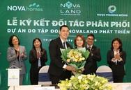 Nhiều đối tác uy tín hàng đầu tham gia phân phối các sản phẩm BĐS do Novaland phát triển