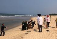 Tìm thấy thi thể nam thanh niên bị sóng cuốn trên biển khi đi du lịch cùng gia đình