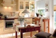 Nằm lòng 10 mẹo nhỏ này thì căn bếp nhà bạn lúc nào cũng sáng đẹp như trên tạp chí