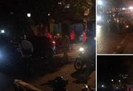 """Hải Phòng: Cảnh sát nổ súng trấn áp nhóm """"anh chị"""" hỗn chiến trong đêm vì... chuyện tình cảm"""