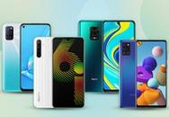4 smartphone pin khủng đọ sức