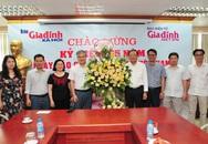 Lãnh đạo Tổng cục Dân số chúc mừng Báo GĐ&XH nhân Ngày Báo chí Cách mạng Việt Nam