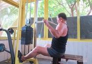 Cụ ông An Giang 84 tuổi cơ bắp cuồn cuộn, ngày tập gym 2 tiếng
