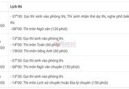 Lần đầu tuyển sinh, Chuyên KHXH&NV 'chọi' cao nhất 1/16
