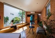 Ngôi nhà xanh dành cho gia đình 3 thế hệ tại Sài Gòn