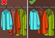10 sai lầm khi sắp xếp tủ quần áo mà đến 90% chị em đều mắc phải nhưng không hề hay biết