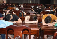 Quảng Trị: Đột kích quán karaoke phát hiện 28 đối tượng cùng 2 học sinh dương tính với ma túy