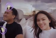 Linh Rin tình cảm với Phillip Nguyễn sau thời gian rạn nứt