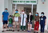 Bé trai 6 tuổi ở Hà Nội mắc COVID-19 đã khỏi bệnh