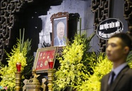 Lễ tang nguyên Chủ nhiệm Văn phòng Quốc hội Vũ Mão