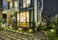 Căn biệt thự với 2 mảnh sân vườn ở Hà Nội