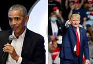 Ông Obama lên tiếng mạnh mẽ chưa từng thấy về Tổng thống Trump