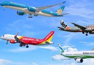 """Các hãng hàng không nói gì về chuyện Tổng cục Du lịch """"xin"""" 400 vé máy bay miễn phí?"""