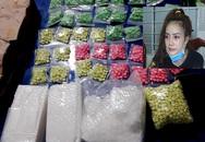 Bánh kẹo trộn ma túy được rao bán trên mạng