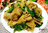 Thịt gà rang lá mắc mật thơm ngon đậm vị