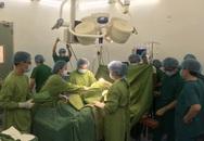 10 phút cứu sống thai phụ biến chứng nhau tiền đạo nhờ báo động đỏ liên viện