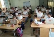 Con em chúng ta có thực sự giỏi khi giấy khen phủ kín lớp học?
