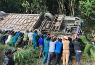 Vụ xe khách lao xuống vực làm 5 người chết, 35 người bị thương: Vừa đổi tài xế thì gặp nạn