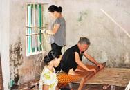 Ba cô không chồng Mừng-Tươi-Tỉnh mấy chục năm gìn giữ nghề dệt chiếu cói thủ công đang dần biến mất, có tiền cũng chưa chắc mua được