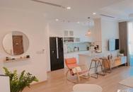"""Không cần thuê thiết kế nội thất, mẹ đảm ở Hà Nội tạo nên căn hộ 130m2 có gam màu hồng """"xinh không tưởng"""""""