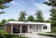 Thiết kế nhà cấp 4 đẹp, rộng 100m2 giá chỉ tầm 300 triệu ai cũng mê