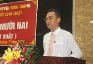 Hải Dương: UBND huyện Ninh Giang có tân chủ tịch