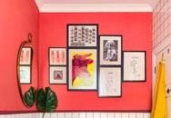 Những bí mật trang trí tường phòng tắm tạo nên không gian vui nhộn, đặc sắc