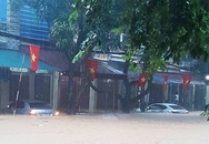 Vì sao TP Hà Giang ngập trong biển nước?