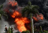 UBND TP.Hà Nội yêu cầu công bố công khai kết quả quan trắc môi trường vụ cháy kho hóa chất ở Long Biên