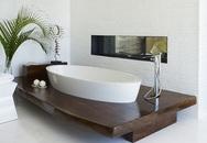 Mẹo nhỏ siêu thú vị giúp biến bất kỳ phòng tắm nhỏ nào thành spa thư giãn mùa hè