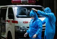 """Diễn biến nặng, BN418 ở Đà Nẵng nghi ngờ gặp """"cơn bão cytokine"""" phải chuyển ra Huế"""
